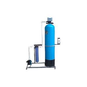 Softner Base Water Treatment Plant