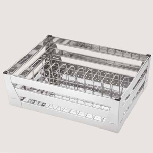 Full Perforated Plate Basket
