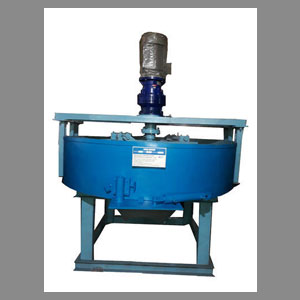 1 & 1/2 Bag 500/250 kg Pan Mixer