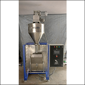 Semi-Automatic Auger Filler Machine for any type of powder