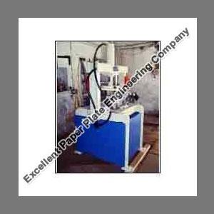 Paper Plate Making Four Die Hydraulic Machine