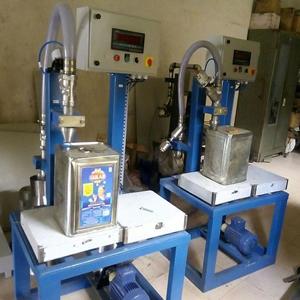 15kg Oil Filling Machine