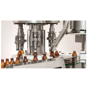 Pharma Bottle ROPP Capping Machine
