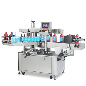 Automatic Double Side Bottle Labeling Machine