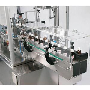 Pharma Liquid Bottle Labeling Machine