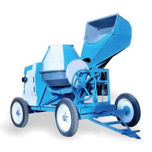 Hopper Construction Concrete Mixer Machine