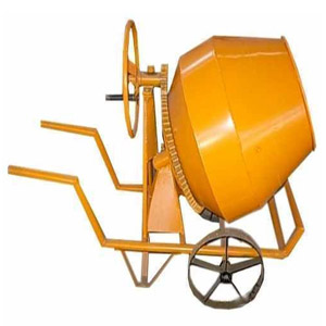 Manual Concrete Mixer Machine