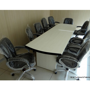 Conference Wood Table