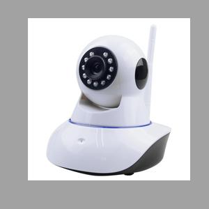 Wireless Pan Tilt IP CameraA