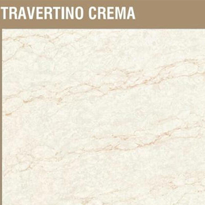 Travertino Crema Vitrified Floor Tile