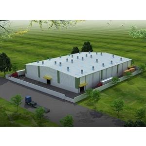Pre Engineered Buildings Solutions