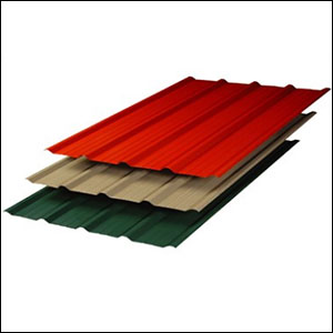 Colour Coated Rolling Sheet Mill