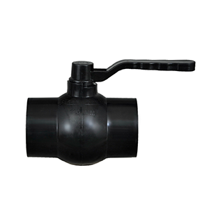 P.P. Solid Ball Valve