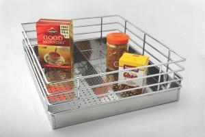 Perforated Plain Basket