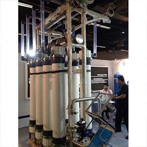 Sea Water Treatment Plant