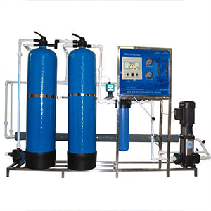 Water Treatment Purification Plant