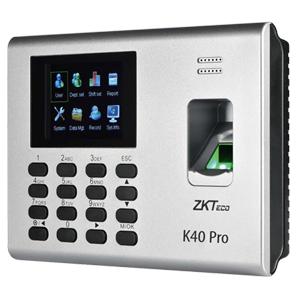 ZKTeco K40 Pro Time Attendance system