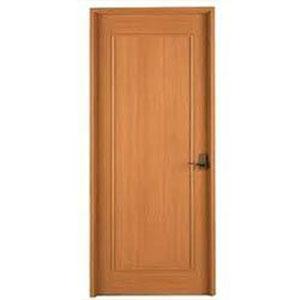 Plain Wood Doors