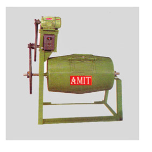 Color 2 Mixer Machine Double Cone Type