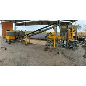 FAM-2520 Automatic Fly Ash Brick Making Machine