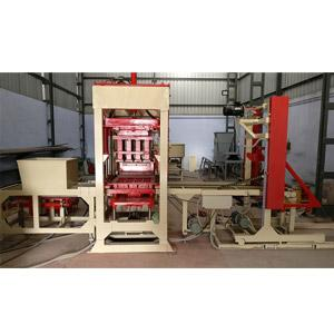 FAM-2160 Automatic Fly Ash Brick Making Machine