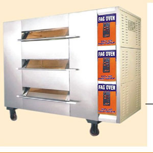 Triple Deck Oven