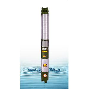 V6 50 Feet Head Submersible Pumpset