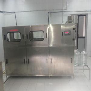 Fully Auto 20 Litre JAR Washing & Filling Machine