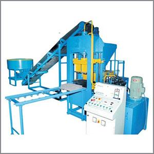 Fully Automatic Bricks Machine