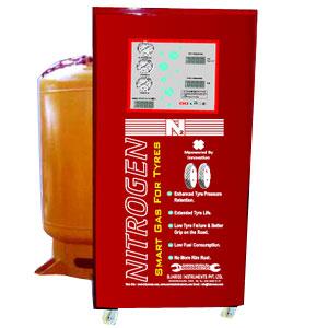 N2 Heavy Nitrogen Tyre Inflation System