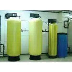 Industrial Automatic Water Softeners