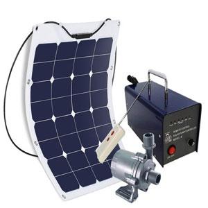 1Hp DC Solar Pump