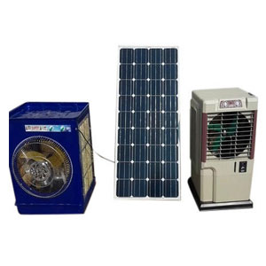 Residential Solar Cooler