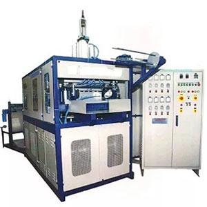 Automatic Plastic Glass Making Machine