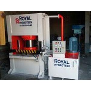 LPG GAS STOVE MAKING HYDRAULIC MACHINE