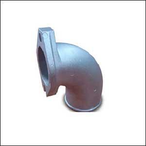 Aluminum Elbow Die Casting
