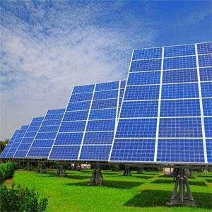 Solar Megawatt Power Plant