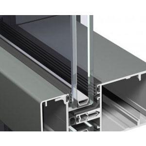 Aluminium Work (Facade System)
