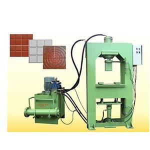 Semi Automatic Paver Block Machine