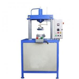 Single Die fully Automatic Hydraulic Paper Plate Machine