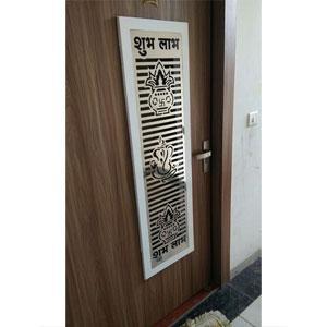 Steel Grill Doors
