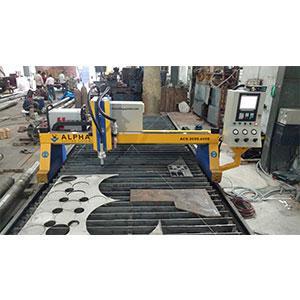 CNC Plasma And Gas Profile Cutting Machine