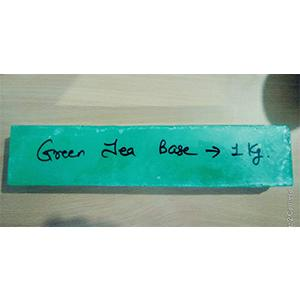 Green Tea Glycerin Base