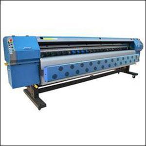 Konica Solvent Printers