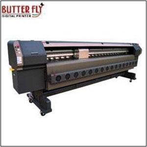 Automatic Digital Solvent Printers
