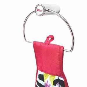SS Bathroom Towel Ring