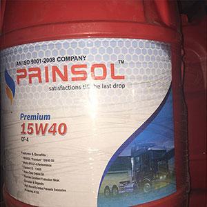 Premium 15 W 40 Oil