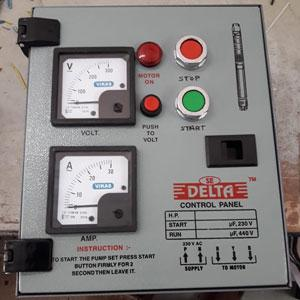 Submersible Pump Control Panel
