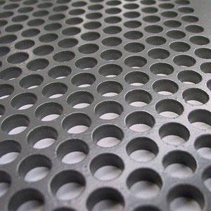 Aluminium Perforated Coils