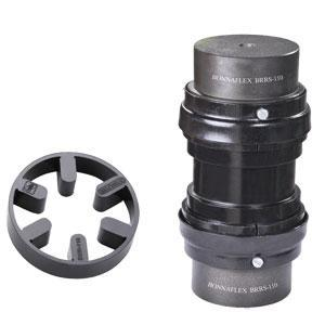 BRRS-Type External Spider Aluminium Spacer Coupling